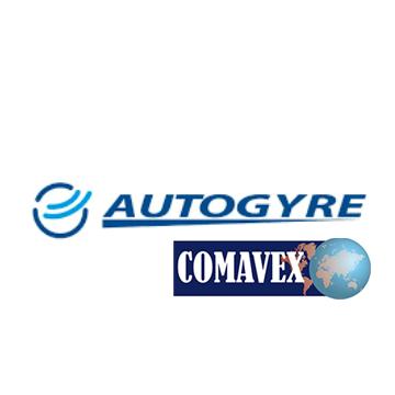 deux logos comavex et autogyre